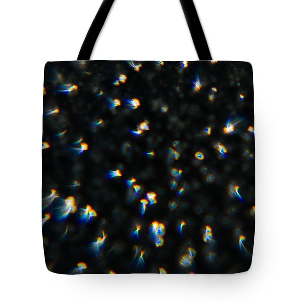 Tote Bag featuring the photograph Firebombing by Greg Collins