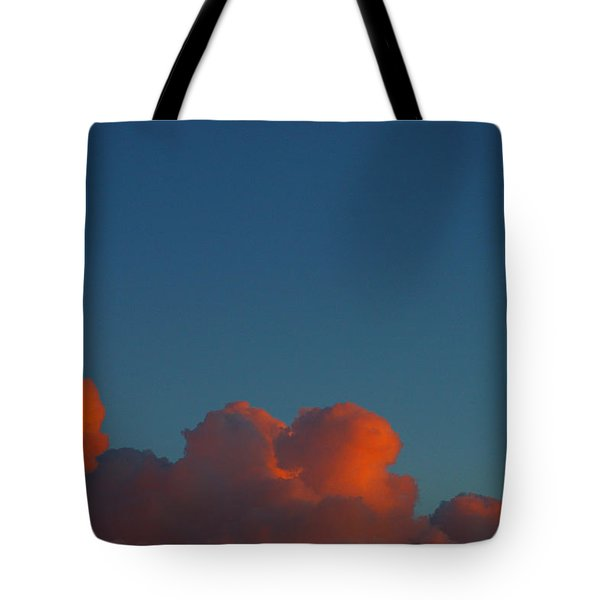 Fireclouds 2 Tote Bag