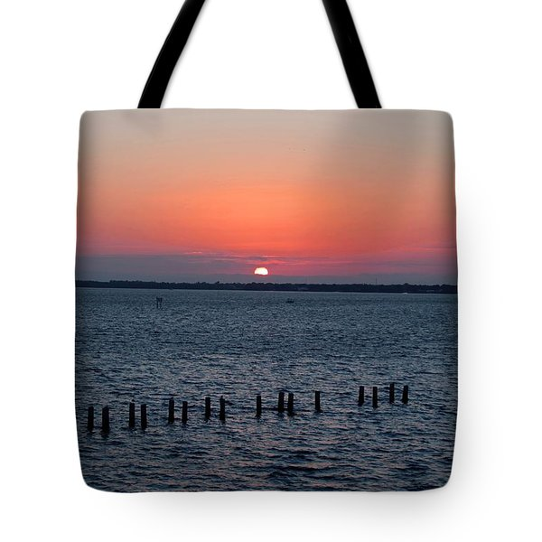 Firefly Finish Tote Bag