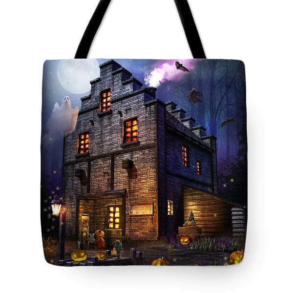 Firefly Inn Halloween Edition Tote Bag