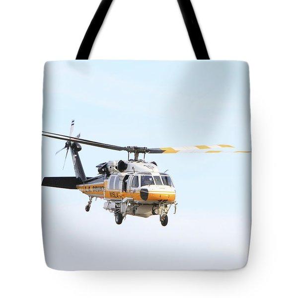 Firehawk In Flight Tote Bag