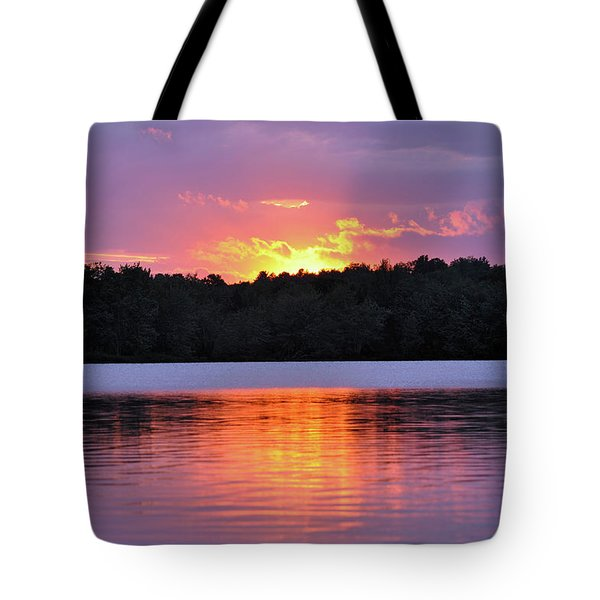 Sunsets Tote Bag by Glenn Gordon