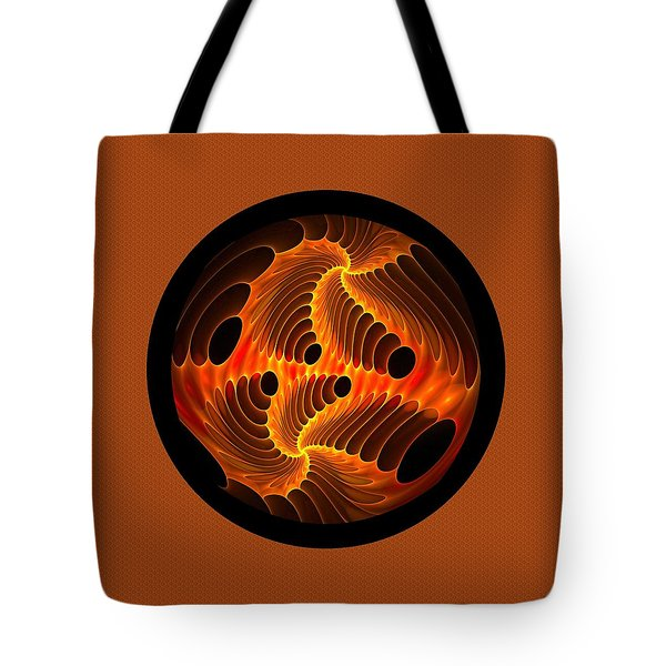 Fires Within Memorial Tote Bag