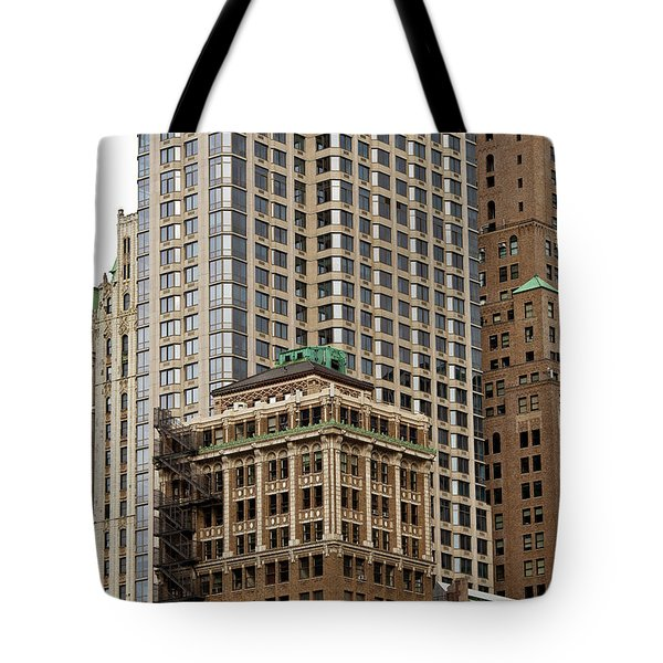 Firescapes  Tote Bag