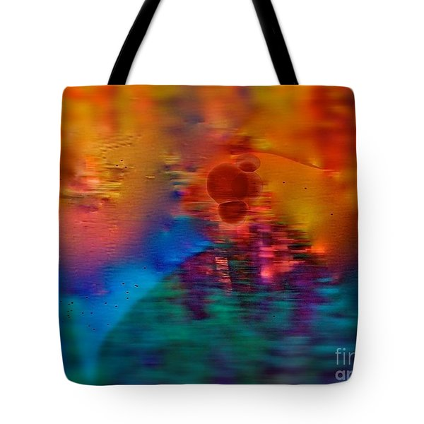 Firewall Berries Tote Bag