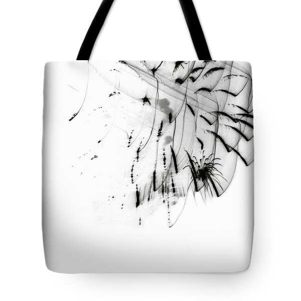 Firework Abstract 5 Tote Bag