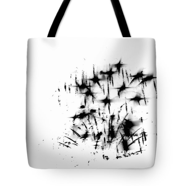 Firework Abstract 7 Tote Bag