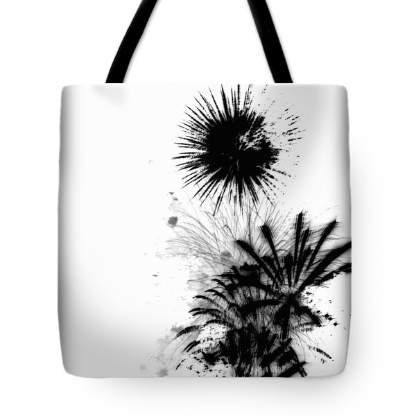 Firework Abstract 9 Tote Bag