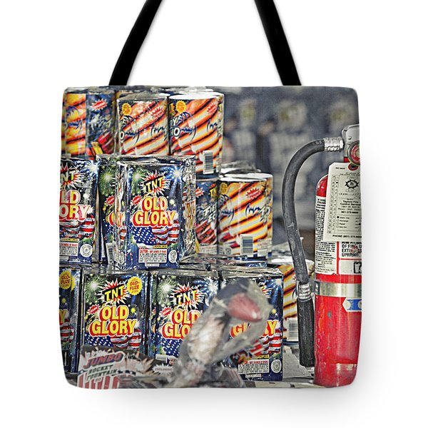 Fireworks - Packaged For Sale 2 Tote Bag