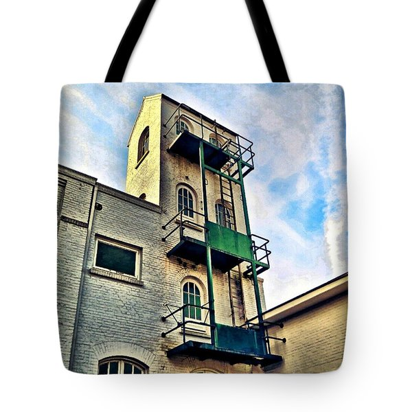 Firm Tote Bag