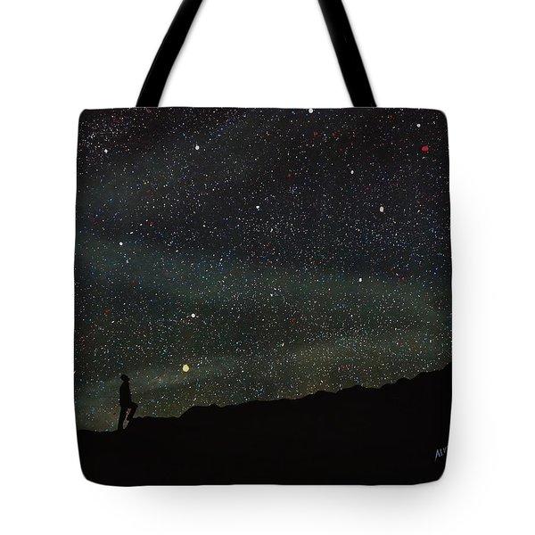 Firmamento Tote Bag