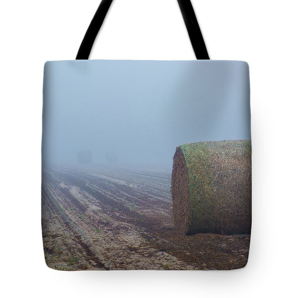 Firming In South Ga Tote Bag