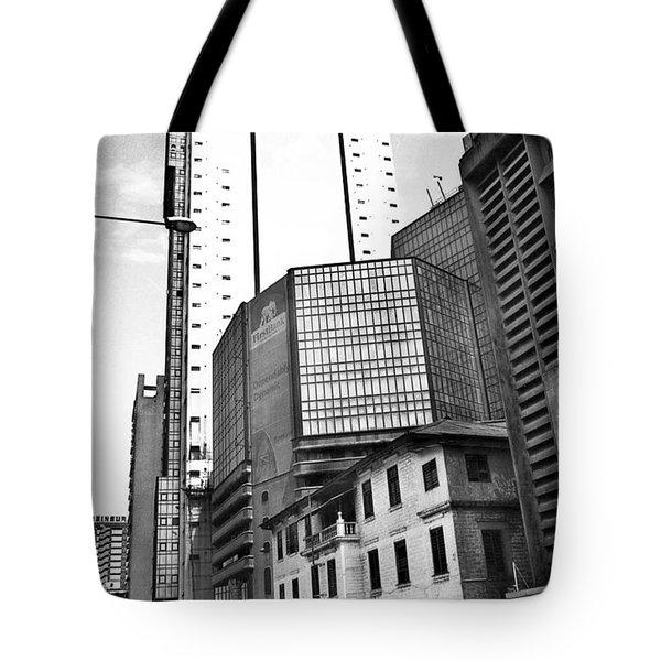 First Bank Marina Tote Bag