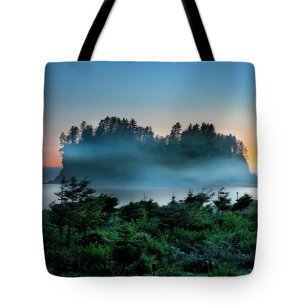 First Beach Tote Bag