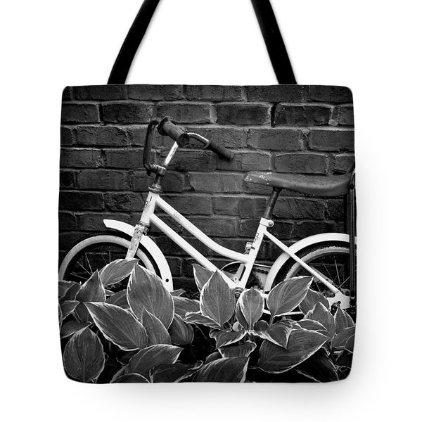 First Bicycle Tote Bag