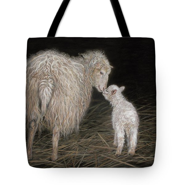 First Born Tote Bag
