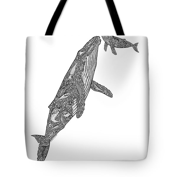 First Breath Tote Bag