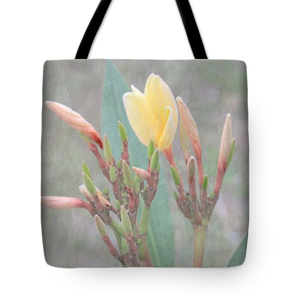 First Bud Tote Bag