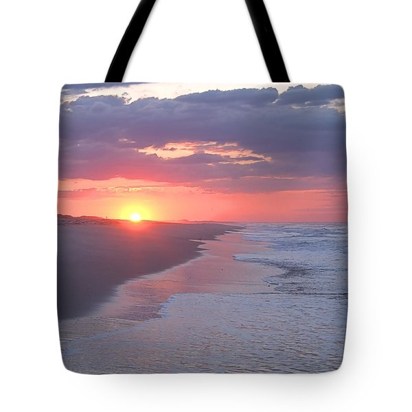 First Daylight Tote Bag
