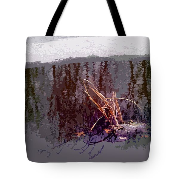 First Freeze Tote Bag by Spyder Webb