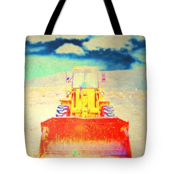 First In  Tote Bag by Mark Ross