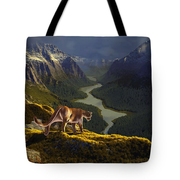 First Interlude Tote Bag