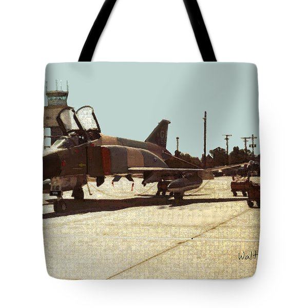 First Jet Tote Bag