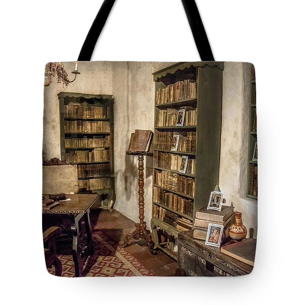 First Library Tote Bag