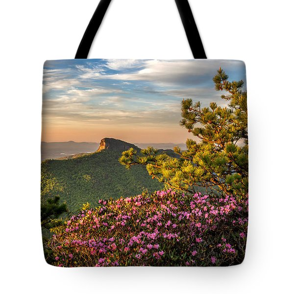 First Light Tote Bag by Anthony Heflin