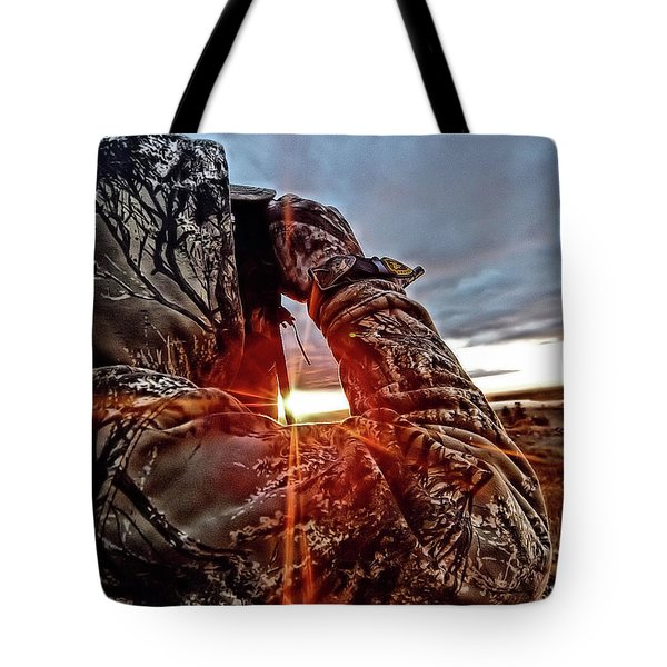 First Light Tote Bag