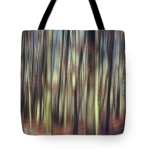 First Light Of Spring Tote Bag