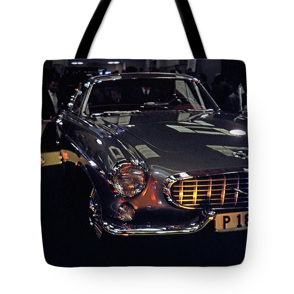 Tote Bag featuring the photograph First Look P 1800 by John Schneider