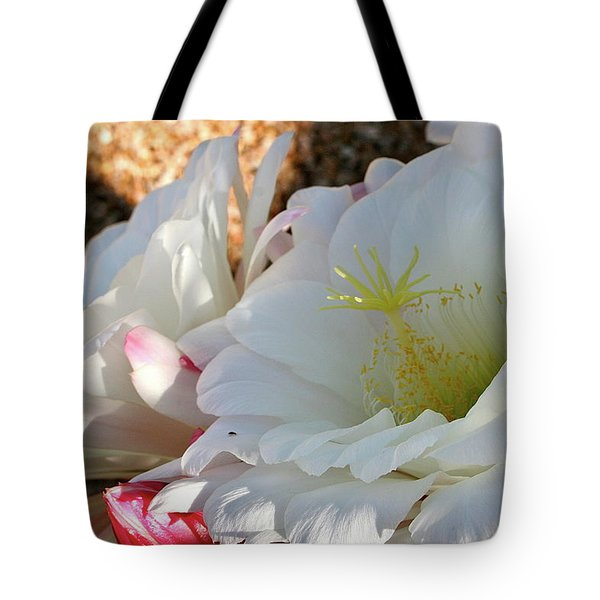 First Morning Tote Bag