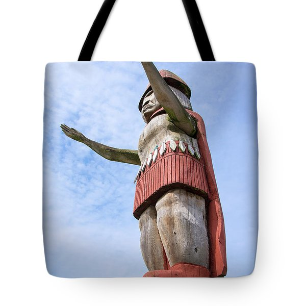 First Nations Welcome Tote Bag