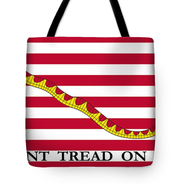 First Navy Jack Tote Bag