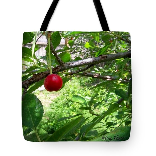 First Of The Season Tote Bag