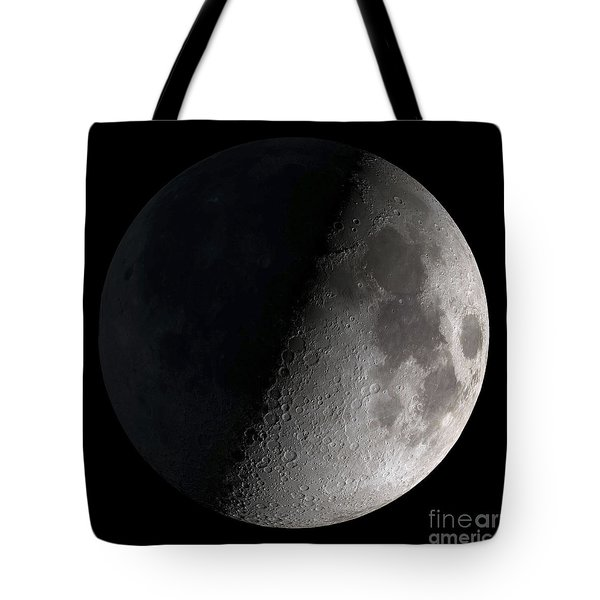 First Quarter Moon Tote Bag