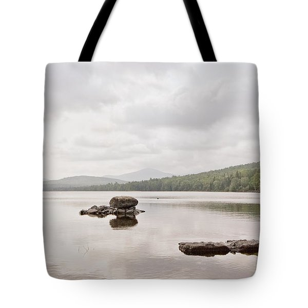 First Roach Pond Tote Bag