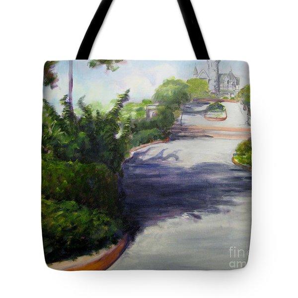 First Street Eureka Tote Bag