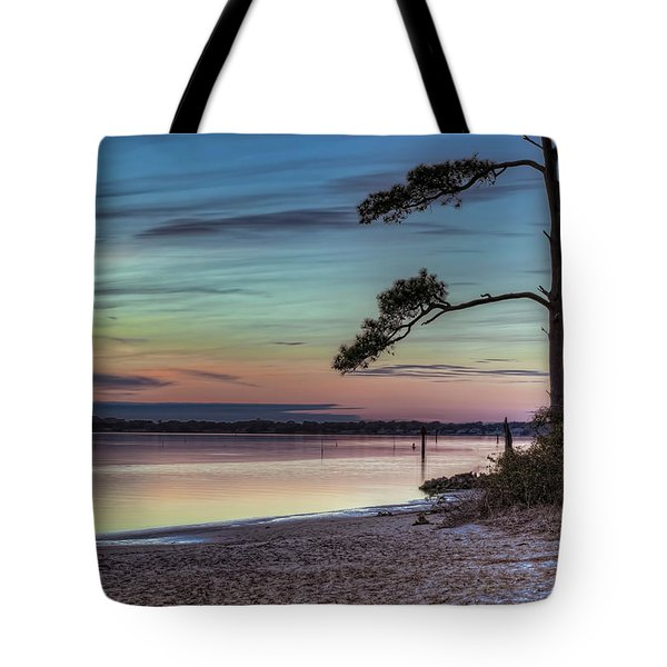 First Sunset Tote Bag
