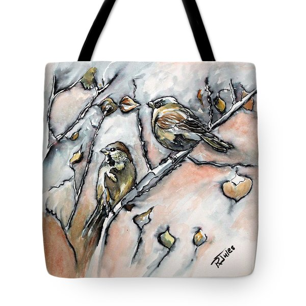 First Sure Sign Of Spring Tote Bag