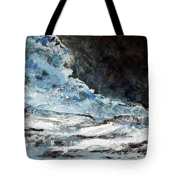First Thaw Tote Bag