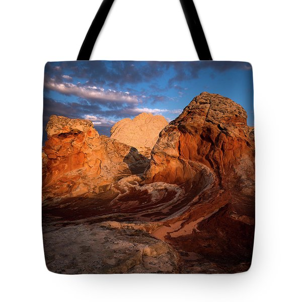 First Touch Tote Bag