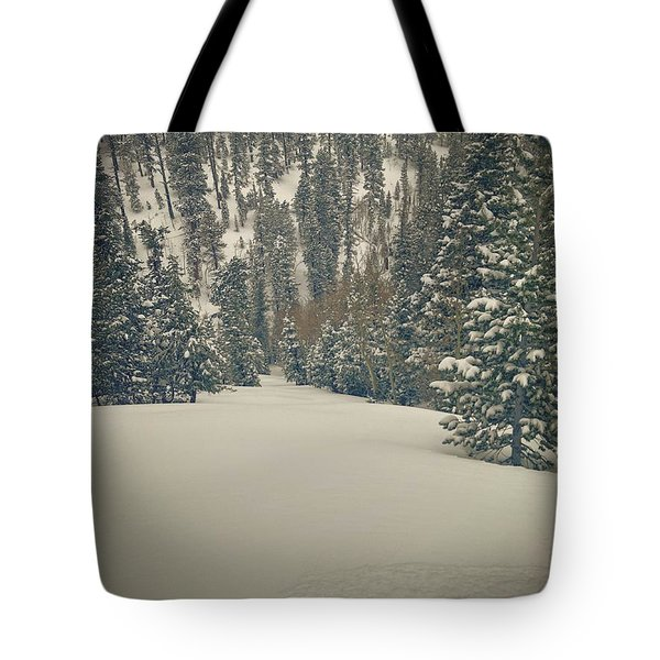 first turns Friday  Tote Bag by Mark Ross