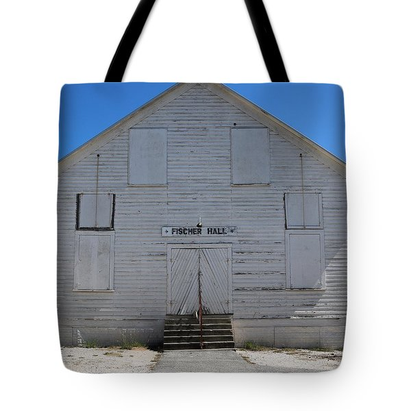 Fischer Dance Hall Tote Bag