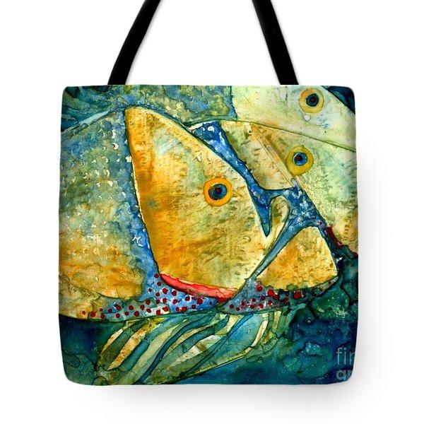Fish Friends Tote Bag