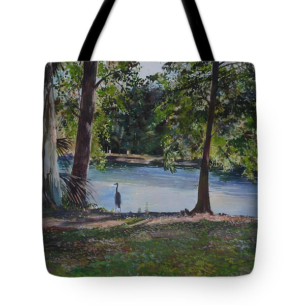 Fish Hunter's Of Palmetto Dunes Tote Bag