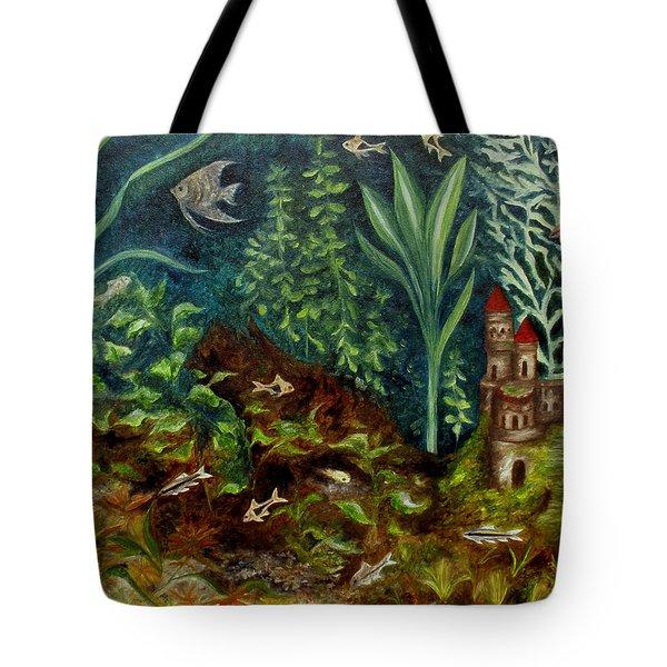 Fish Kingdom Tote Bag
