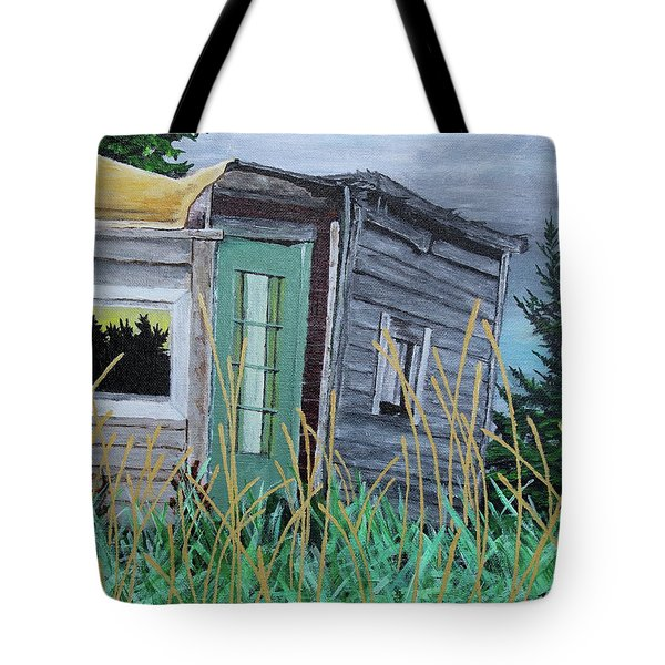 Fish Shack Tote Bag