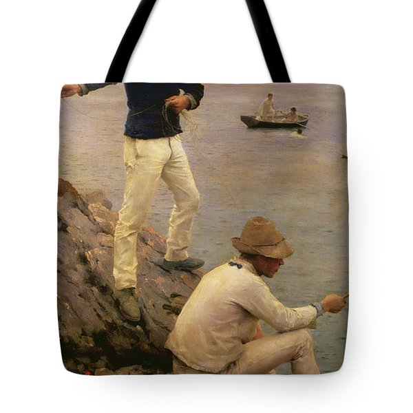 Fisher Boys Falmouth Tote Bag